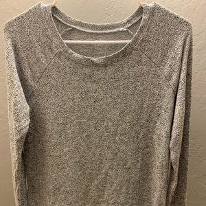 Me to We Small Heather Grey Sweatshirt